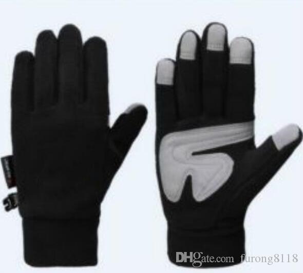 guanti per il tempo libero donna calda del Nord Mens Kids Outdoor Sport inverno