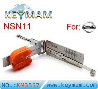 Smart Auto NSN11 2 en 1 décodeur automatique et choisir l'outil, outil de serrurier Livraison gratuite