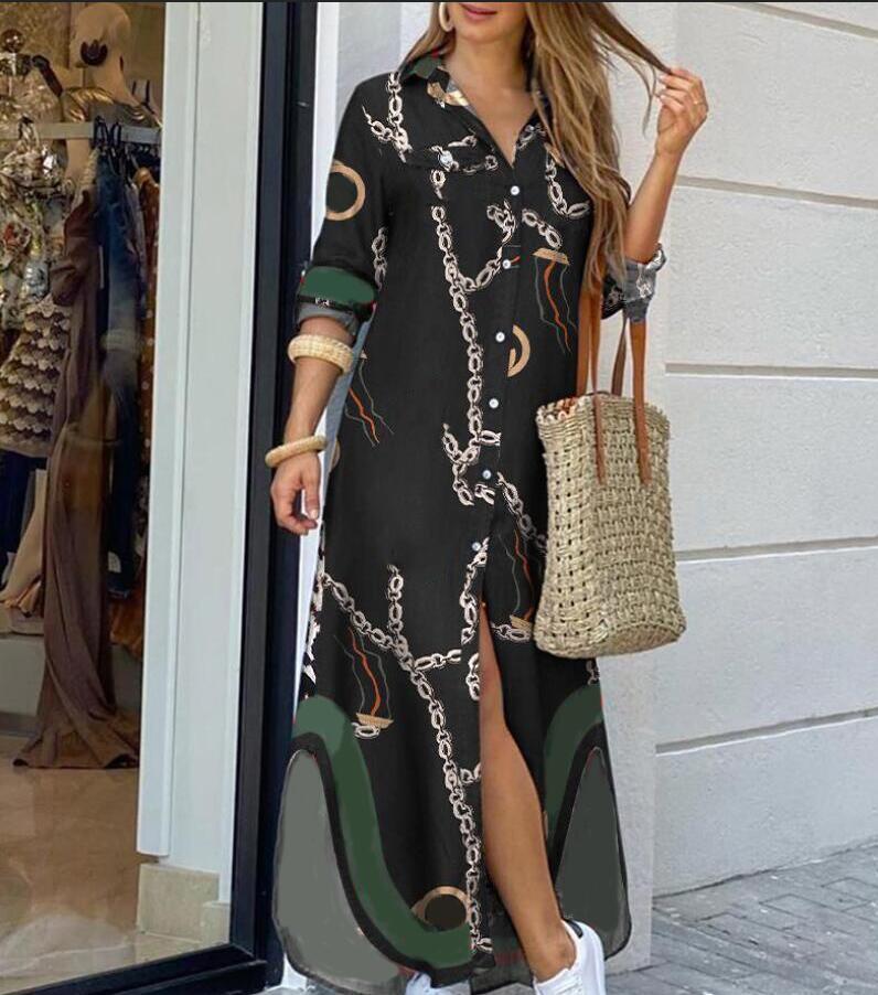 Mode Elegante Frauen Sexy Kleid Hohe Qualität Flora Gedruckt Partykleider Formale Casual Röcke Sexy Clubwear 4 Farben erhältlich