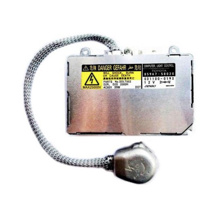 Fabricación de fábrica OEM 85.967 hasta 50.020 HID Xenon Light D2S D2R 35W HID lastre control del lastre originales