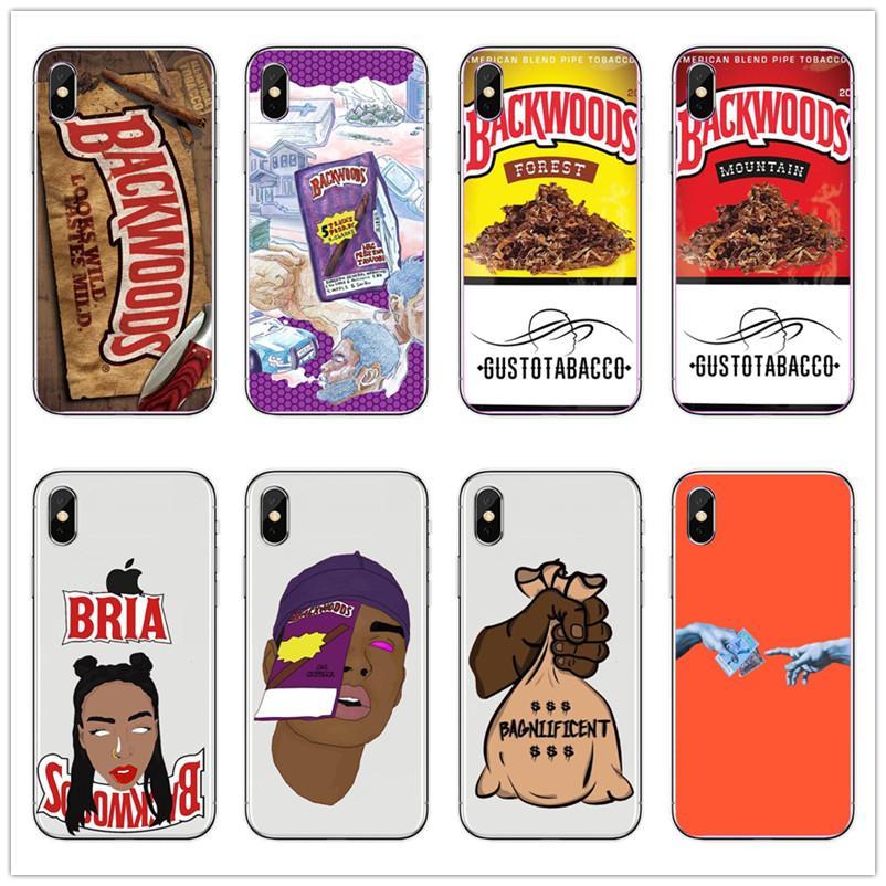 Dinero para comprar la selva virgen cubierta de la caja del teléfono del silicón suave de TPU para el iPhone Pro 11 MAX SE 5S 6 7 6SPlus 8Plus MAX XR X XS