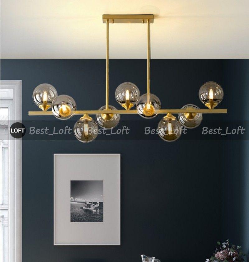 Brass Chandelier Lights Lighting For Living Room Luster Bedroom Dining Copper Chandeliers Ceiling Lamp Bedroom Modern Salon Notices