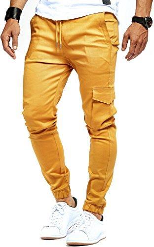 Leif Nelson Mens 3//4 Pants LN-8205