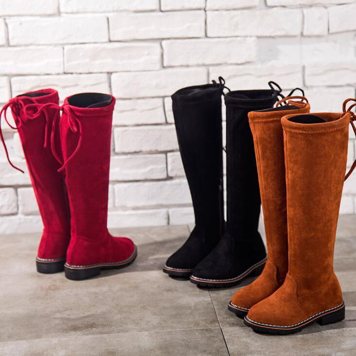 Girls Boots Children Shoes New Winter