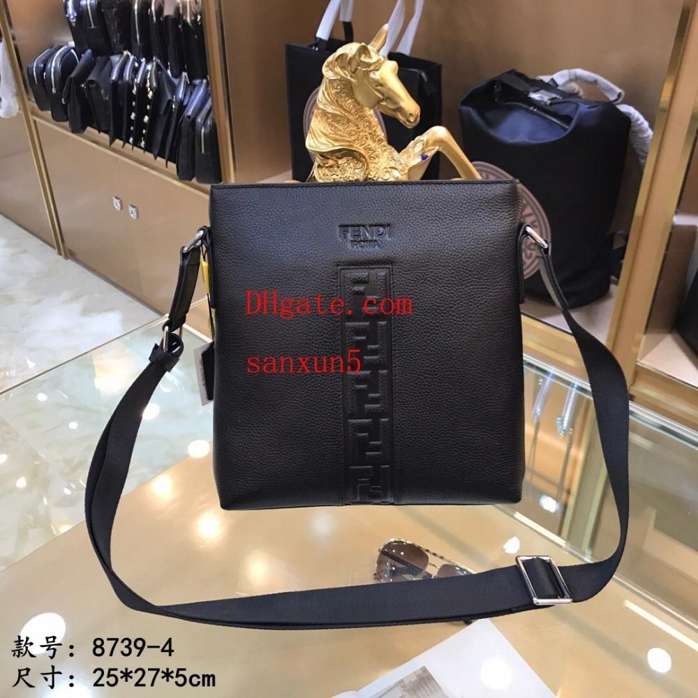 Männer neue Oxford Tuch lässige Handtaschen Business Clutch Bag Wallet Clips off-w2127