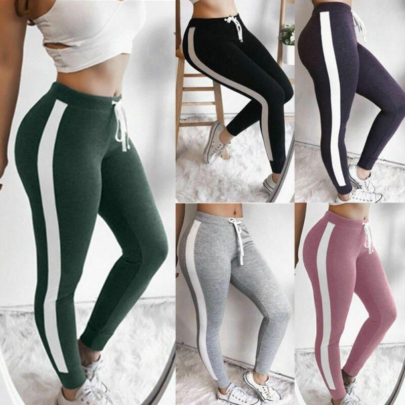 المرأة سروال الرياضة مثير نحيل تجريب رياضة للياقة البدنية اللباس الداخلي سروال رياضية ملابس الجري