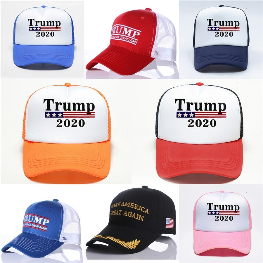 Дональд Трамп Шляпа сделать Америку Great Again Hat 6 цветов шляпа Спорт Бейсбол Гольф Caps # 119