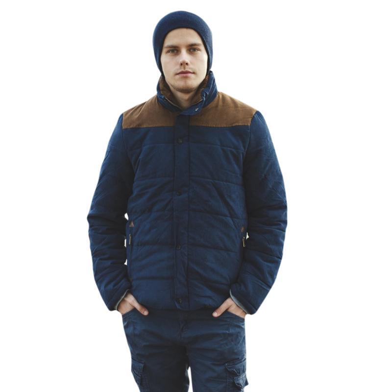 Herren Down Parkas Hee Grand verkauft Mode Lässige Winter Outwear Mantel Komfortable Jacke Zwei Farben Plus Größe XXXL Großhandel MWM169