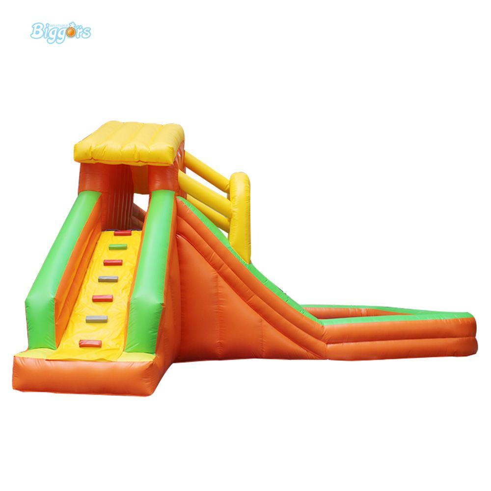 Free Blower Inflatable Slide Inflatable Water Park Slide Funny Kids Game Slides