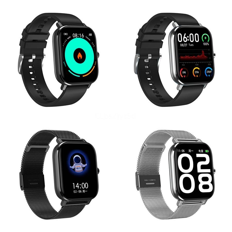 Nueva T3 DT-35 inteligente impermeable reloj Actividad presión de oxígeno de la sangre arterial rastreador de ejercicios Hr Reloj Hombres Mujeres DT-35 SmartWatch Pk V11 P70 # QA3