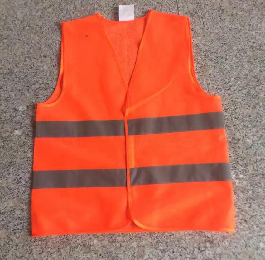 CHIC Safety Security Visibility Reflective Vest,Construction Traffic//Warehouse