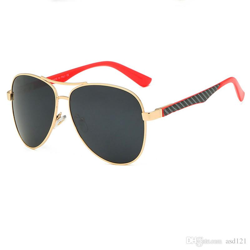 2021 Brand Design Sunglasses Men and women Brand designer Mirror Good Quality Fashion metal Oversized Luxury sunglasses