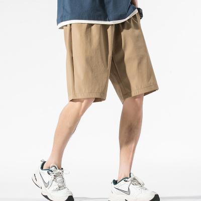 2020 Summer Mens Shorts Jogger Couleur solides en vrac Casual court Sweatpant Hommes Hip Hop Streetwear Cargo Shorts Respirant Workout