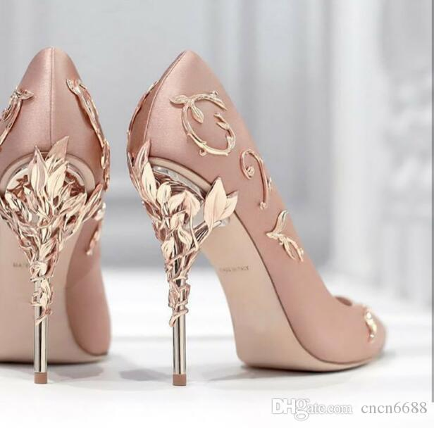 Novas mulheres de designer temporada Bombas sapatos de noiva estilete eden Heels Shoes para Party Evening Wedding Shoes Luxo Sexy High Heel