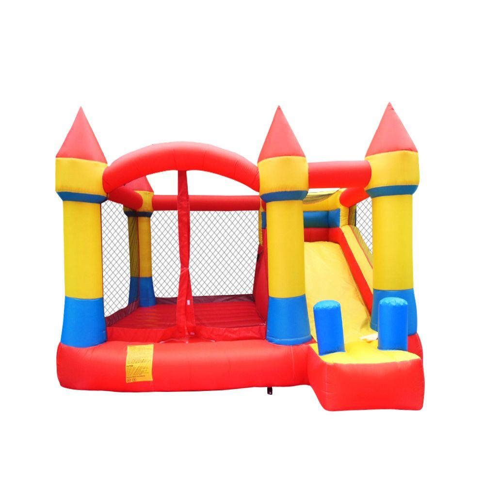 Classical Inflatable Bouncy Castle Toddler Inflatable Bouncer Commercial Toddler Inflatable Bouncer Rentals For Kids Birthday Party Play Fun