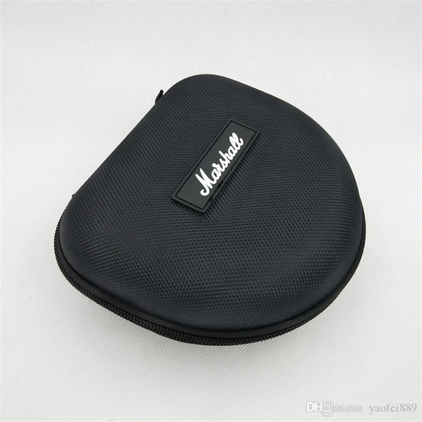 Marshall headphone Case bag drop resistance compression headset box portable Bluetooth headset storage bag