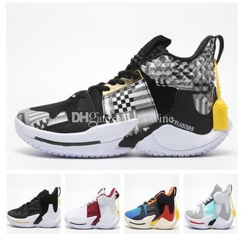 2019 Erkekler neden zero.2 basketbol ayakkabıları Eğitmenler çizme Spor Ayakkabı Eğitmenler ucuz Spor online alışveriş değil mağazaları Eğitim Sneakers