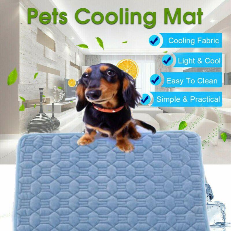 Macio Plush Dog Mat Pet cama colchão Pad quente e impermeável Dog Cat filhote de cachorro sono geral capa de almofada toalha Dog Cat Mat