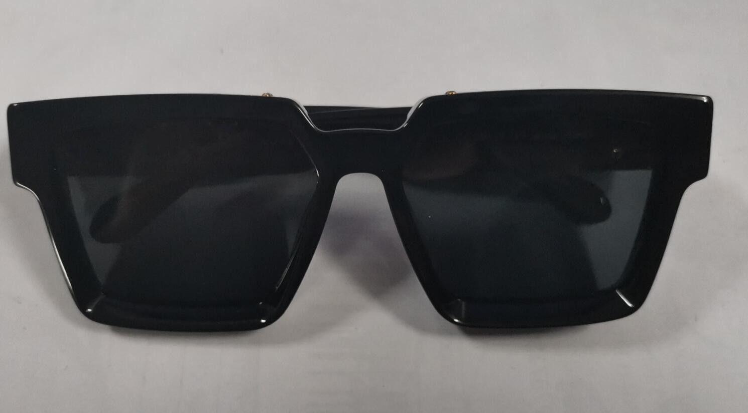 Dernière vente Populaire mode 1165 femmes lunettes de soleil hommes lunettes de soleil hommes lunettes de soleil Gafas de sol de haute qualité lunettes de soleil UV400 lentille