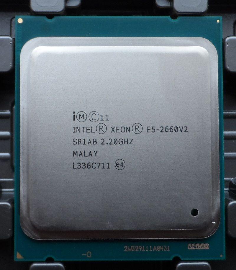 Intel Xeon E5-2660 E5 2660 2.2 GHz Eight-Core Sixteen-Thread CPU Processor 20M 95W LGA 2011