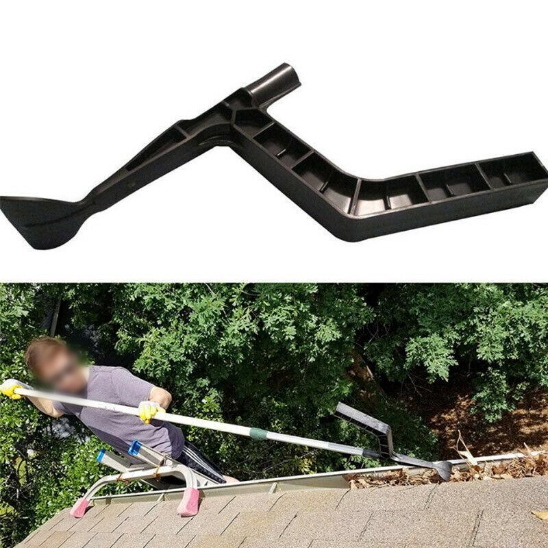 Gutter Cleaning Kit Downspout schermo Detriti Scoop giardino della casa del tetto Cleaner Supplies Strumento altre da giardino