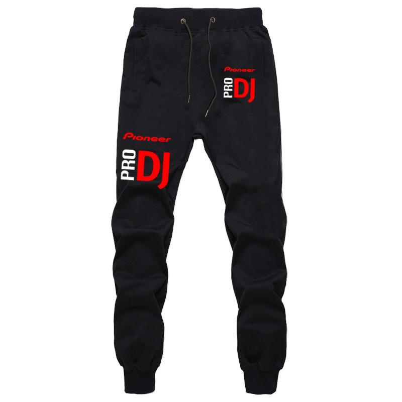 New Summer Fashion Casual Sweat Breathable Pants Casual Pioneer Pro Dj Mens Women Cotton Straight Pants Jogger Jogging Long Pant