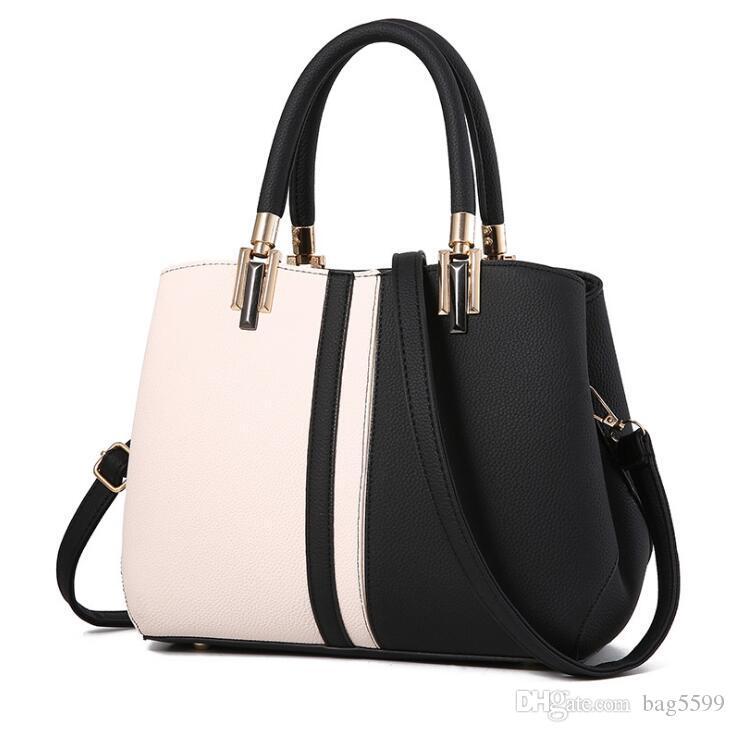 HBP Women's 2021 New Fashion Big Bag Handbag Shoulder Messenger Bag
