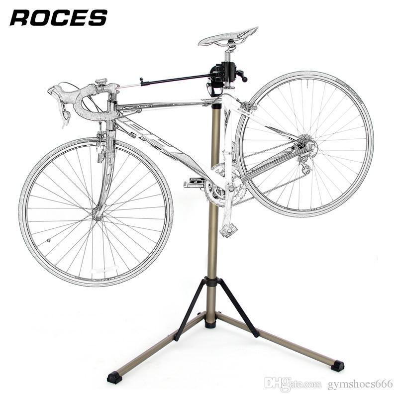Regolabile Calcio lega di alluminio basamento per il riciclaggio della bici L2P1