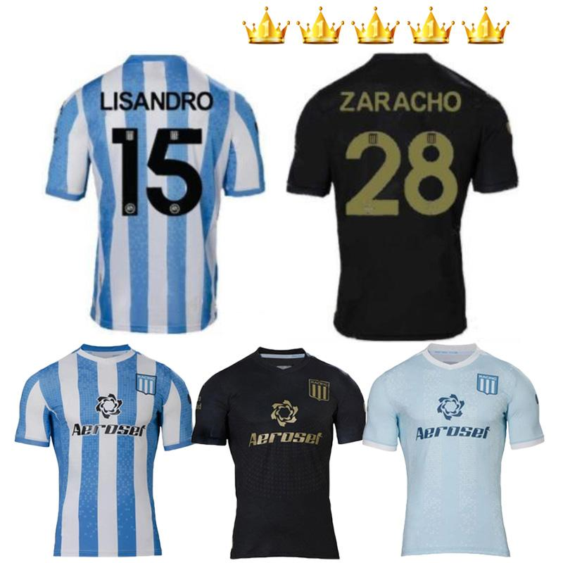 2020 2021 Racing Club футбольные майки 20 21 Racing de Avellaneda LISANDRO home away third Bou Centurión R. CENTURION CHURRY футбольные рубашки