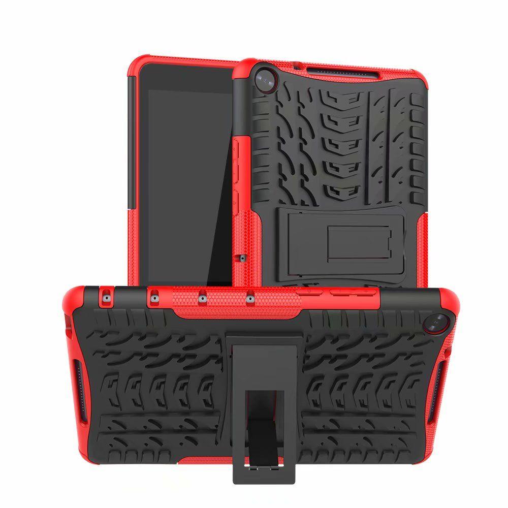 Heavy Duty Armor Tablet Rugged cover Case For Huawei Mediapad T3 T5 10 M3 M5 10.1 TPU PC Funda matepad pro Capa