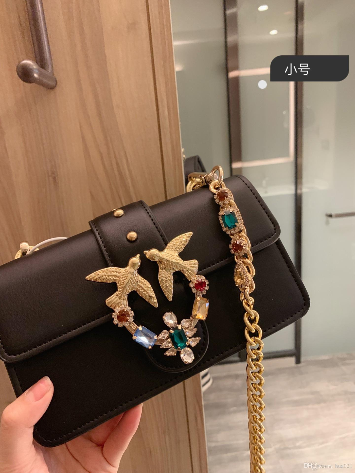 Bayanlar çanta, Moda Deri Çanta Omuz çantası, çantayı, postacı çanta, cüzdan, hediye kutusu alışveriş 923501 ambalaj