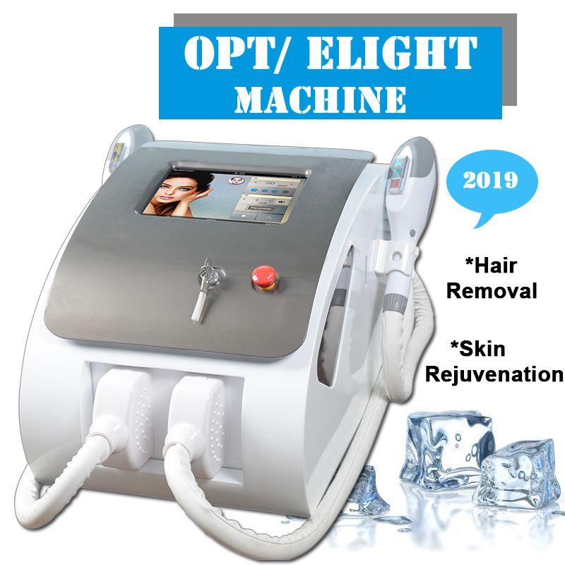2020 OPT SHR Laser Depilação Máquina de rejuvenescimento capilar rejuvenescimento máquina laser shr IPL máquina shr