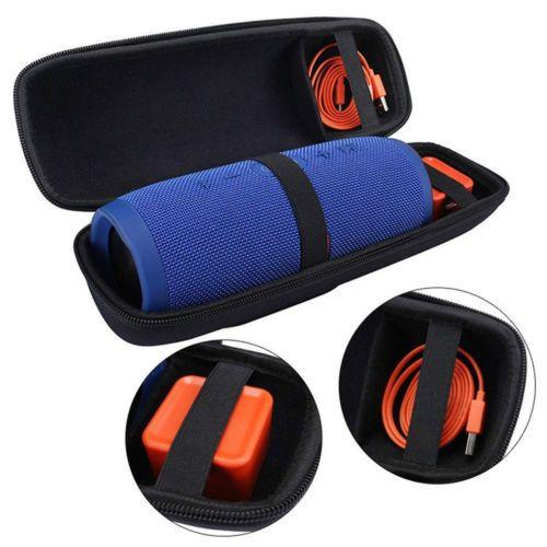 Kol Kapak Seyahat Çantası Katlanabilir Kılıf Konteyner Çanta Taşıma JBL Flip4 / JBL Flip3 Bluetooth Hoparlör Vaka Organizatör İçin