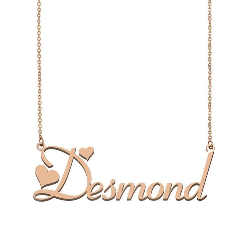 Desmond Men/'s Choker Necklace