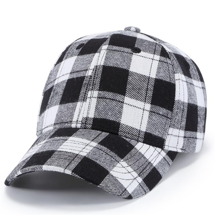 11 أسلوب الأحمر الجاموس تحقق قبعات حمراء منقوش قبعة بيسبول قبعة صغيرة منقوشة Casquette الكرة كاب حزب متقلب قبعة GJJ133