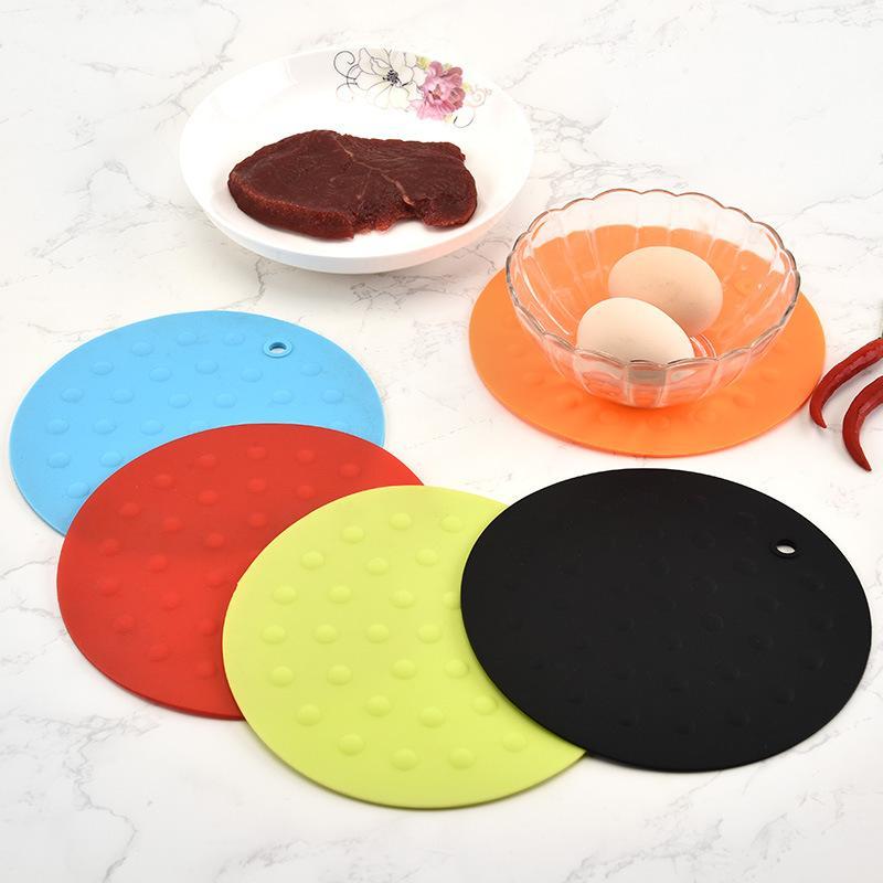 Настольный бегун кухонные силиконовые изоляционные коврики нескользящая водонепроницаемая обеденная термостойкая антисвязанная запеканка