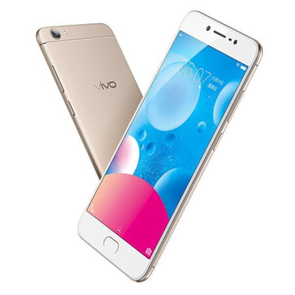 Original Vivo Y67 4G LTE Mobile Phone MTK6750 Octa Core 4GB RAM 32GB ROM Android 5.5inch IPS 16.0MP OTG Fingerprint ID Smart Cell Phone