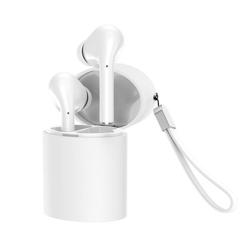 Vendedora caliente del auricular de visualización en tiempo real de energía Encendido automático de auriculares Bluetooth