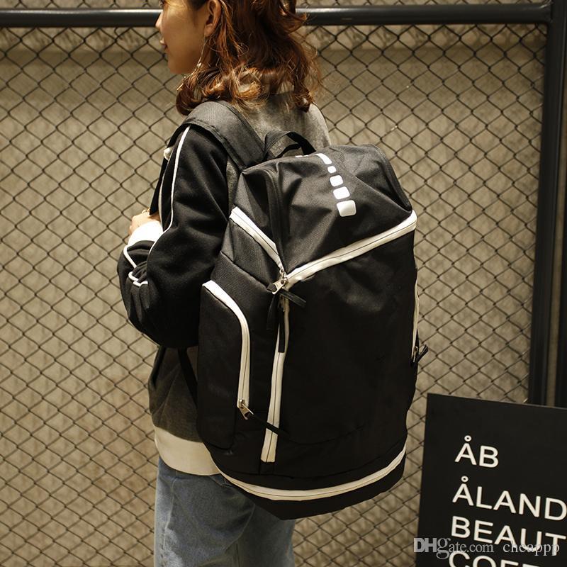 Markendesigner Rucksack Sporttasche Große Kapazität Wasserdichte Reisetasche Männer und Frauen Schultasche 2859 #