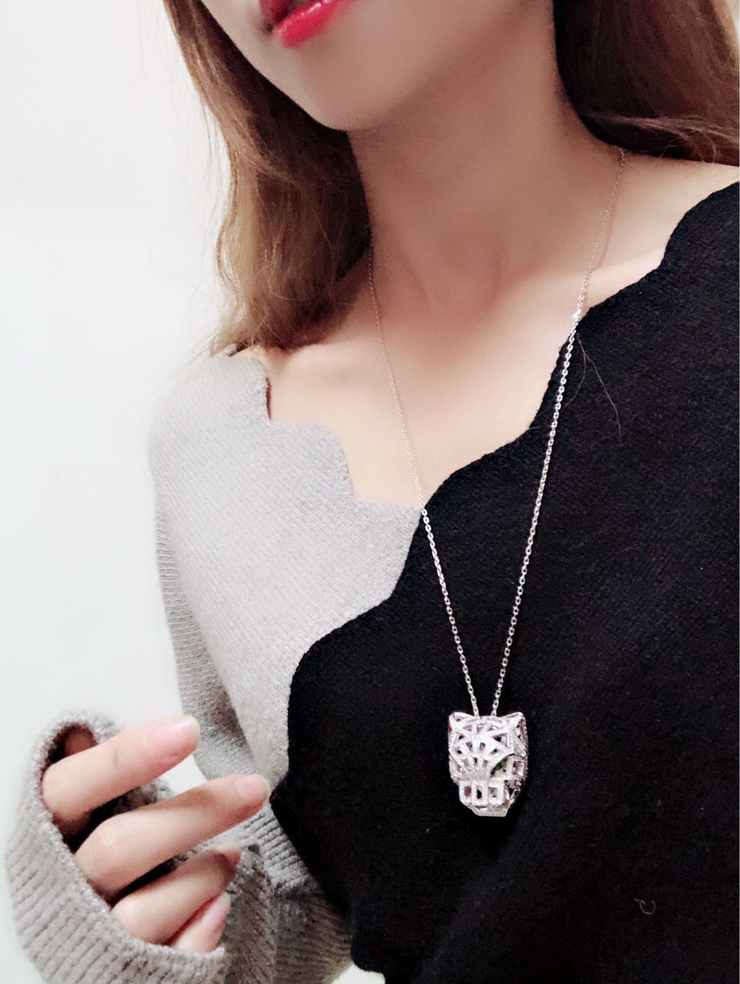 2020 высокое качество мода ювелирные изделия дамы ожерелье с вечернее платье лучшие ювелирные изделия Шарм великолепный кулон ожерелье YBG5