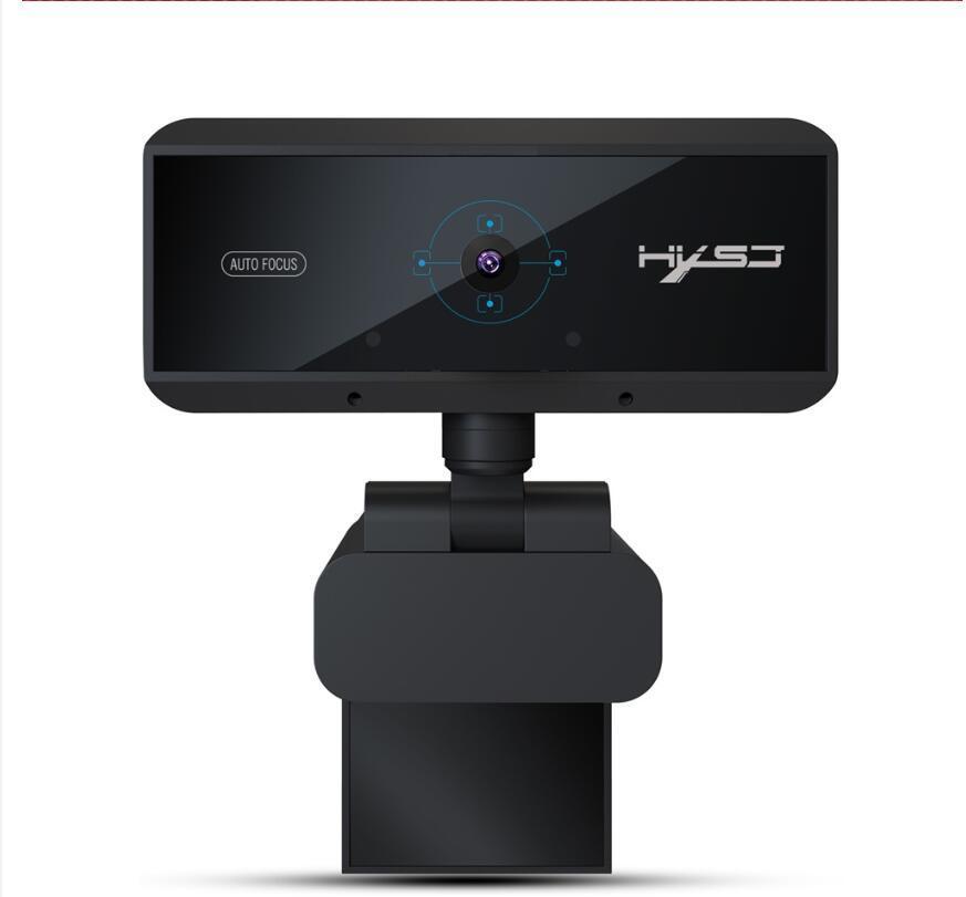 1080P Веб-камеры HXSJ Компьютер Видео Компьютер 5 Million Auto-Focus Веб-камера со встроенным микрофоном для ПК Ноутбуки Для S3 S90 S6 AF камера