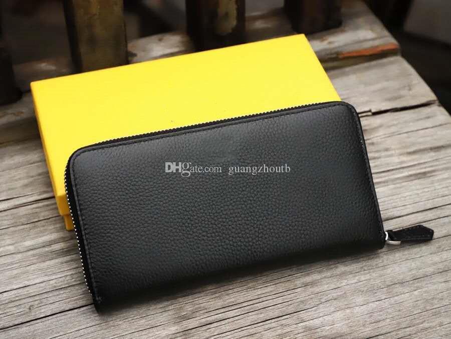 2020, quente ~~ Europa e nos Estados Unidos luxo carteiras de moda carteira longa desenhador carteira bolsa carteira opcional com caixa de homens e mulheres