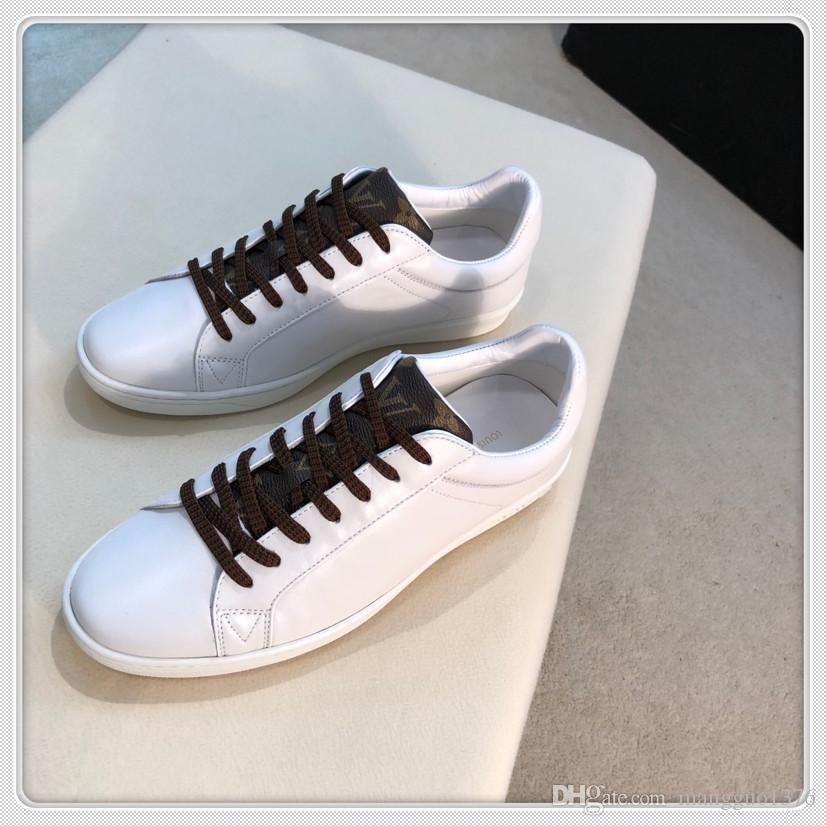 Sneaker Lussemburgo Uomini scarpe stringate Low Top Fashion Shoes Walking autunno e l'inverno all'aperto: Uomo Sport Scarpe comode
