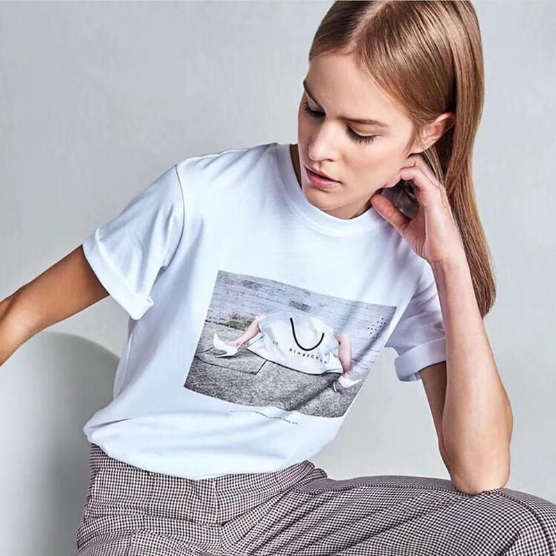 best website 65caa fdc03 18SS Victoria Beckham The 10th Anniversary Limited Commemorative Summer  Women'S T Shirt Photo Printing Fashion Girl TEE HFTTTX013 Tee T Good T  Shirt ...
