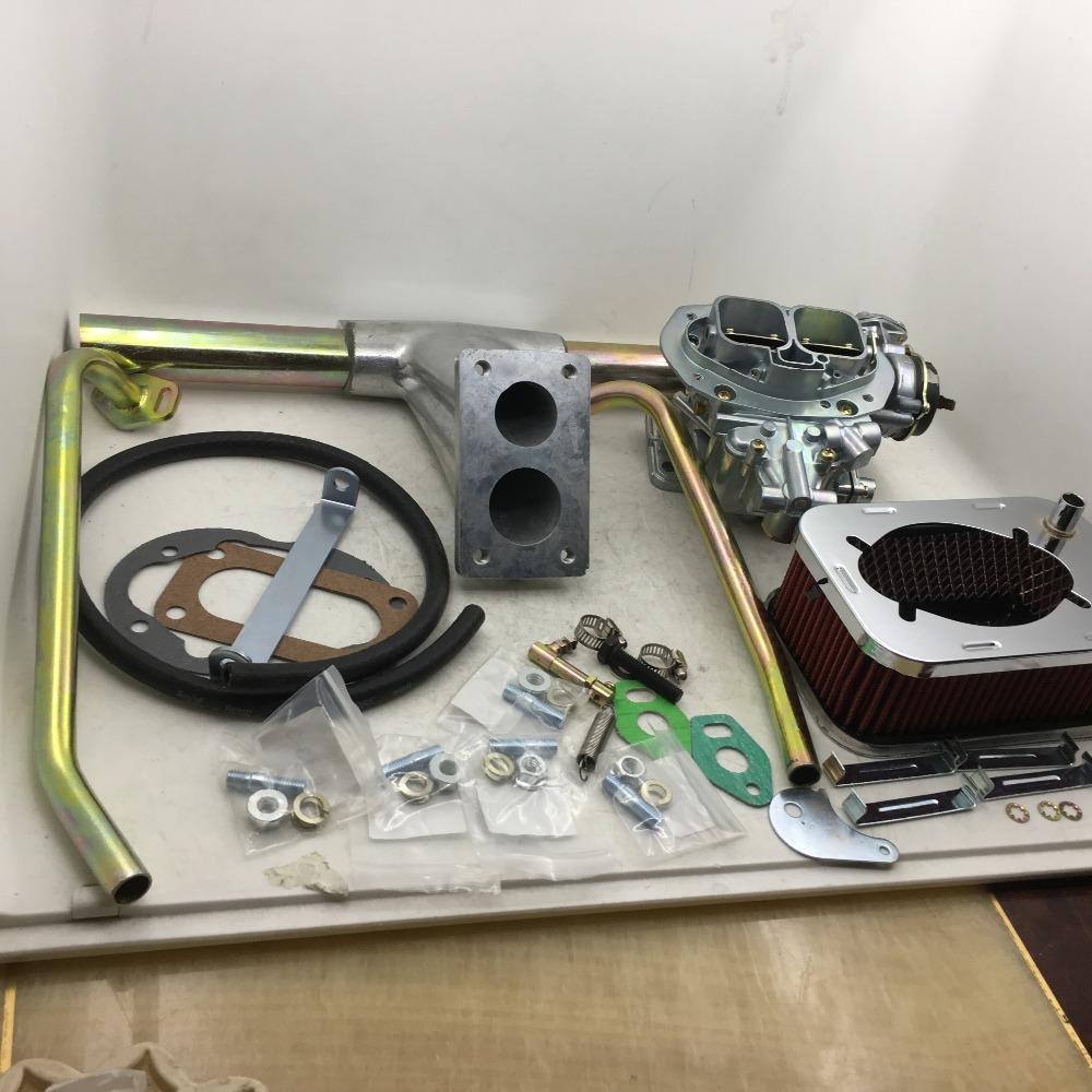 SherryBerg VW T1 / 1600-1835CC MOTORU t2 TİP 12 Weber Deprem Master 32/36 karbüratör CARB CARBURETOR MANİFOLDU TAKIMI yeni değişme için fajs