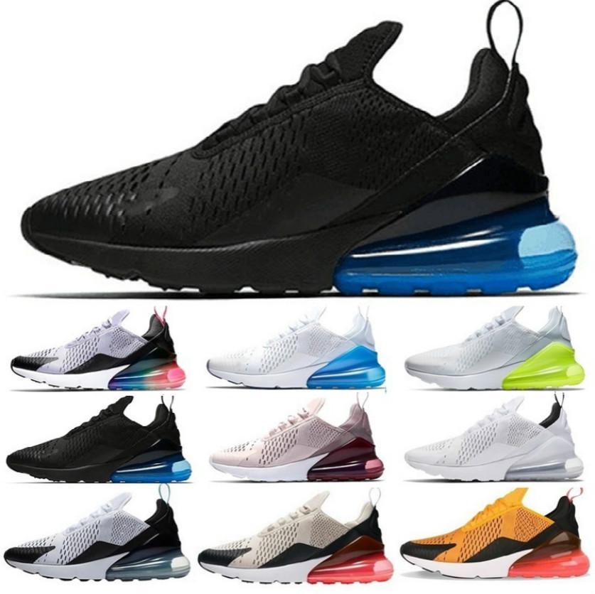 2019 Мужская обувь 27C Открытый 27C обувь Trainer Черный Белый Ударные Подушка кроссовки ReQuiN Olive Silver METALLI женская обувь 36-45 DFZ