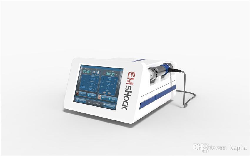 machine thérapie ESWT onde de choc pour le traitement Ed / Portable EMS Shock Wave Massage et Sport douleur Équipement de thérapie