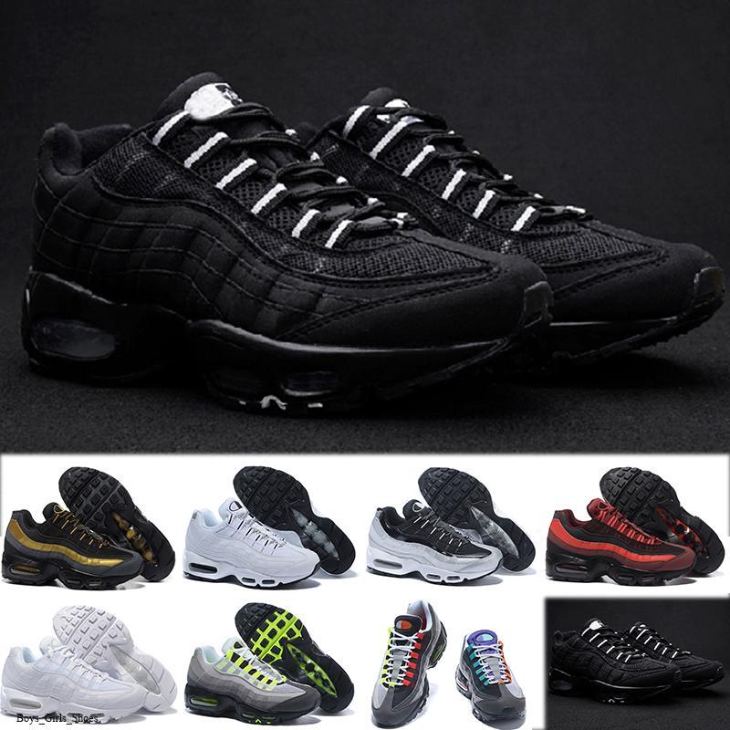 Spor Kırmızı Lazer Fuşya Gradyan Bred İyi OG Erkek Koşu Ayakkabı hava Altın Beyaz Mavi Klasik Siyah Erkekler Spor Sneakers maxes