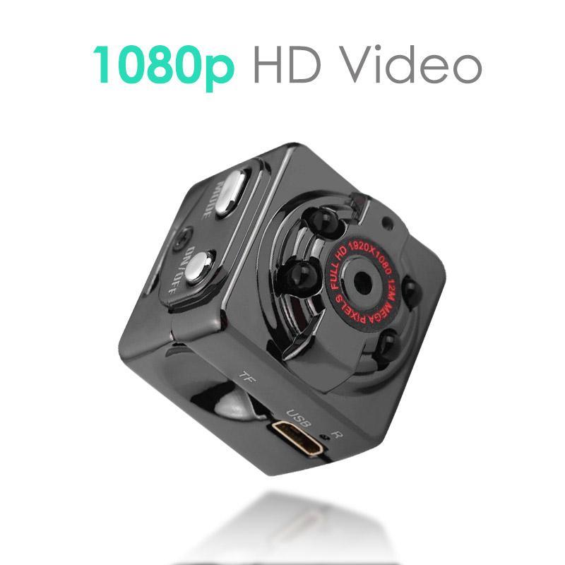 SQ8 Mini go pro Camera HD 1080P Recorder HD DV Motion Sensor Night Vision Micro Cam Sport DV Wireless Camcorder Recorder