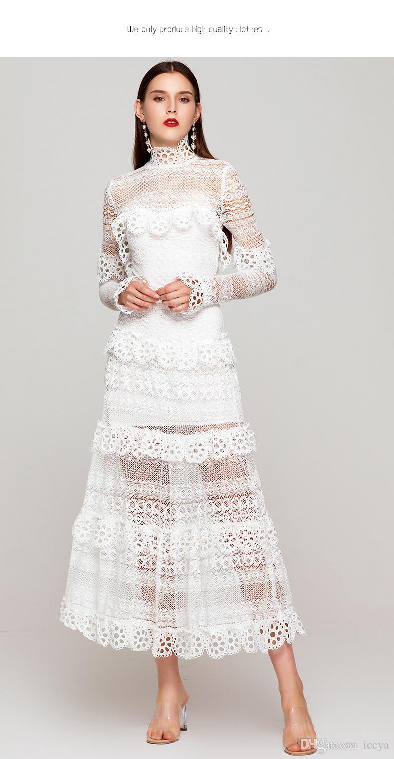 nouvelle robe d'automne et d'hiver des femmes robe d'automne de 2019